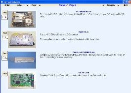 CD ROM Catalogue Compiler
